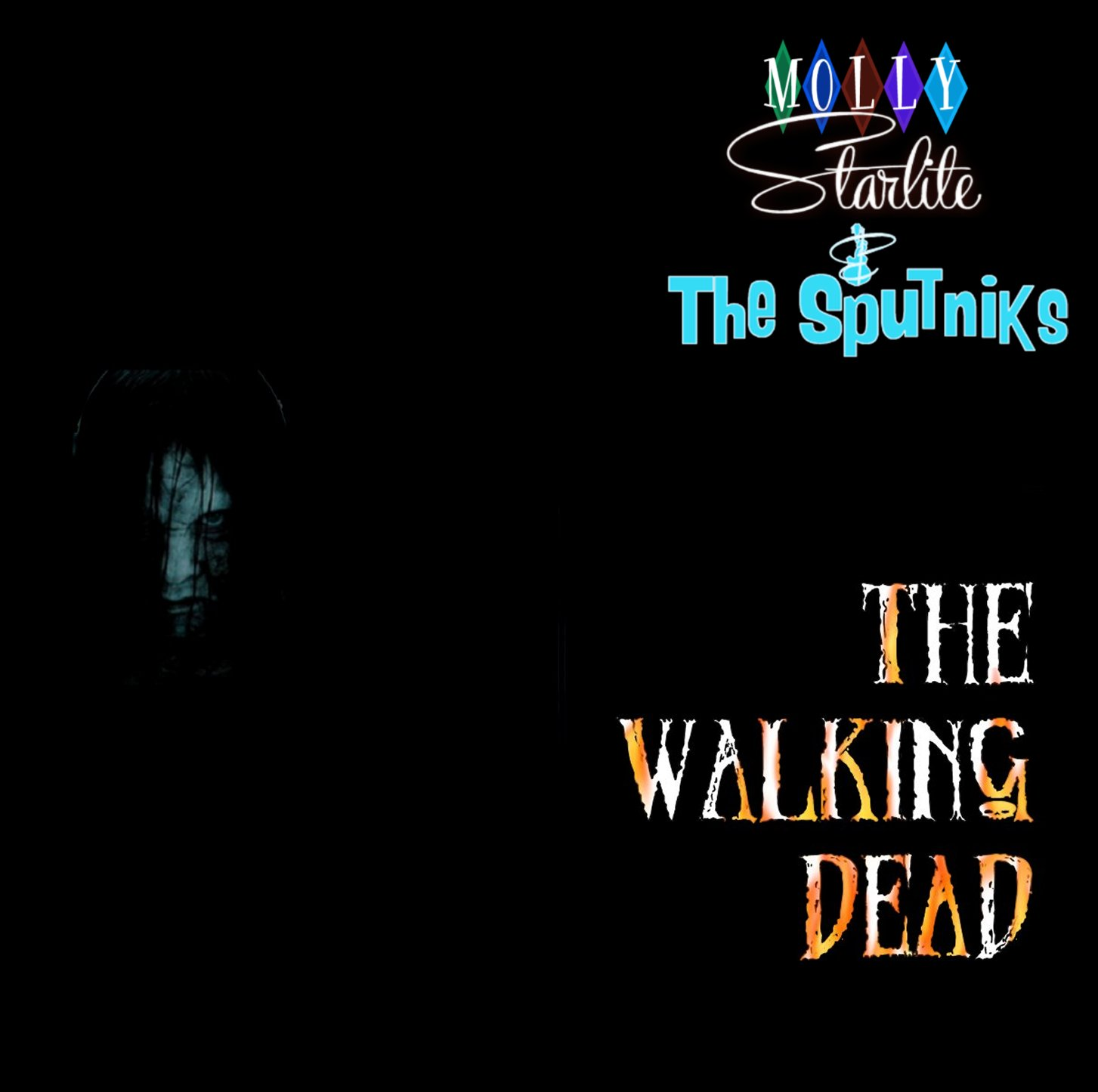 The Walking Dead - single by Molly Starlite & the Sputniks!